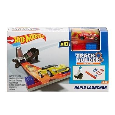 Hot Wheels Hot Wheels Track Builder Setleri Renkli
